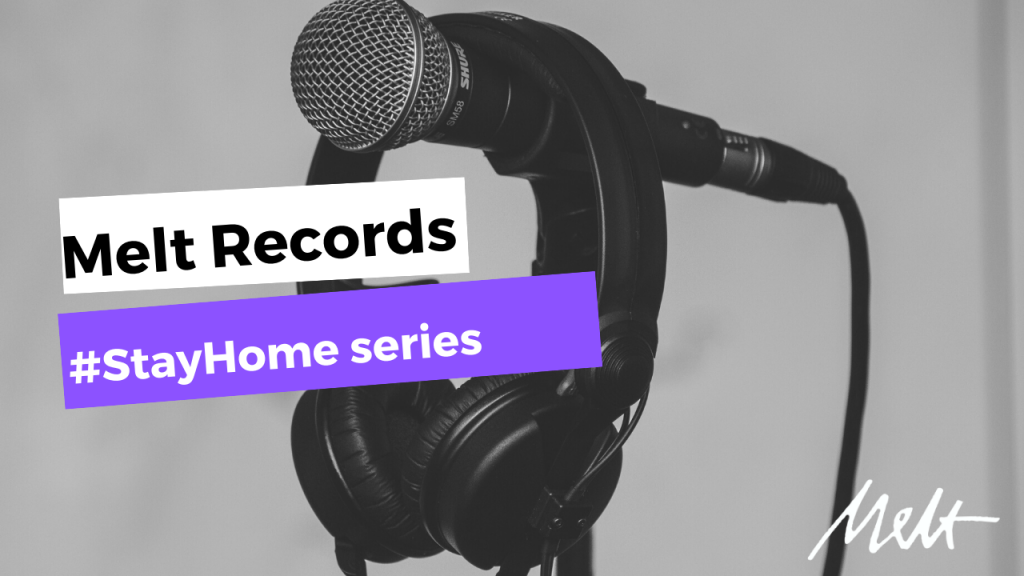 Melt Records launches #StayHome live series, Bandcamp drive for COVID-19 efforts