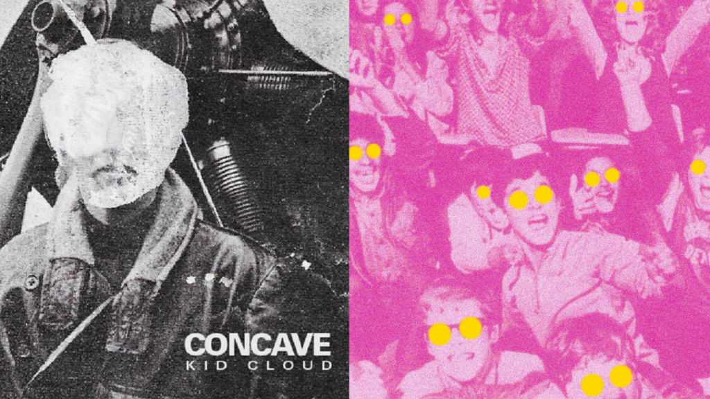 Concave Releases Back Catalog   Melt Records