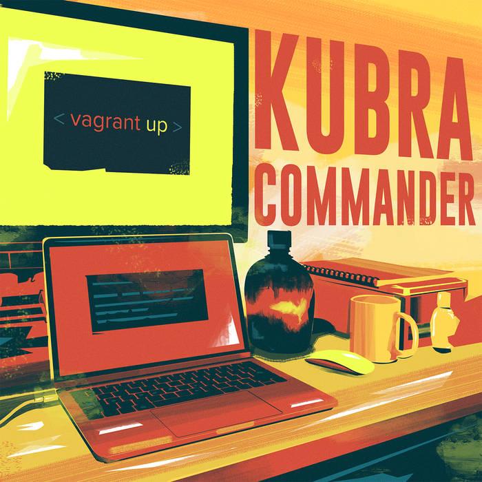 Kubra Commander - Vagrant Up