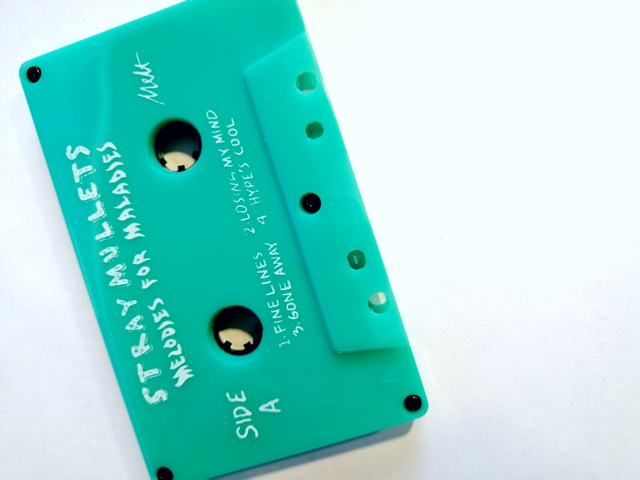 Stray Mullets - Melodies For Maladies (Cassette) | Melt Records