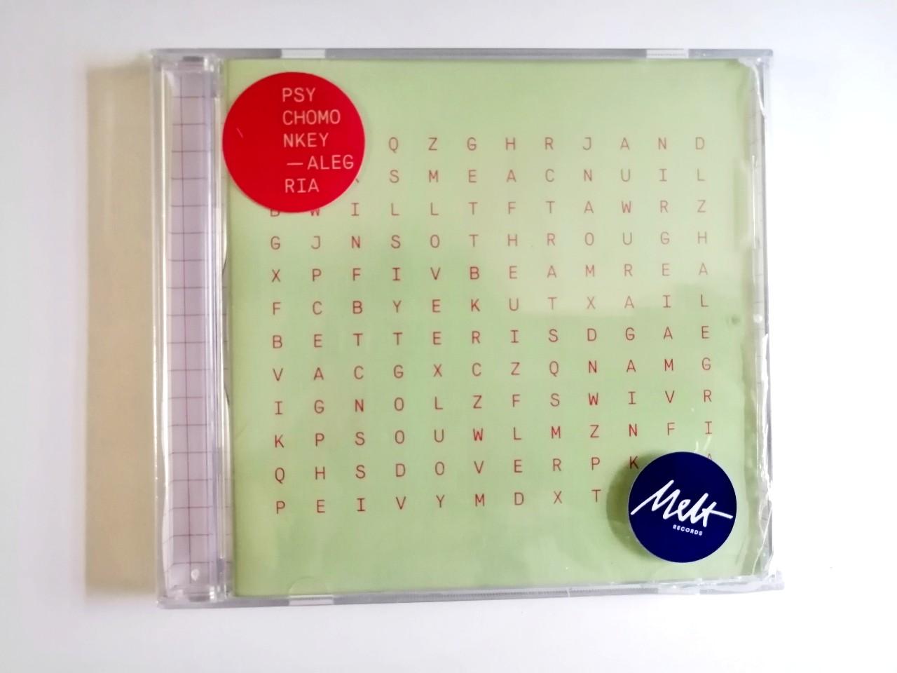 Psychomonkey - Alegria | Melt Records