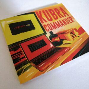 Kubra Commander - Vagrant Up [CDR] | Melt Records Online Store