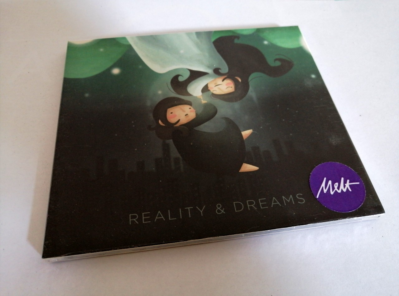 Loop - Reality and Dreams [CD] | Melt Records Online Store