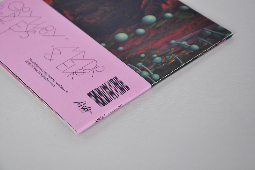 "Buy KRNA's ""The River Gold"" | Melt Records"
