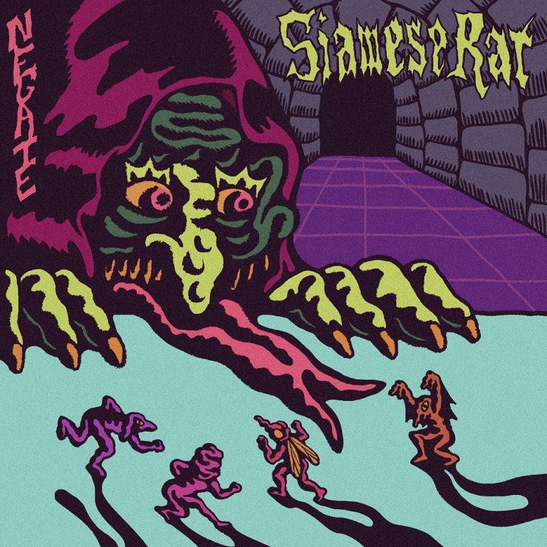 Negate   Siamese Rat   Melt Records