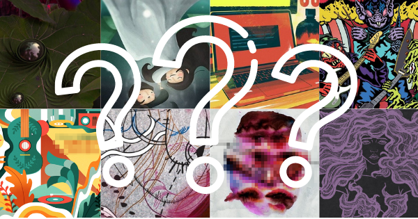 How well do you know Melt Records album covers? Take the test! | Melt Records