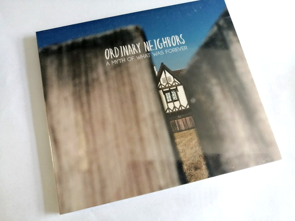 Ordinary Neighbors - A Myth Of What Was Forever [CD] | Melt Records