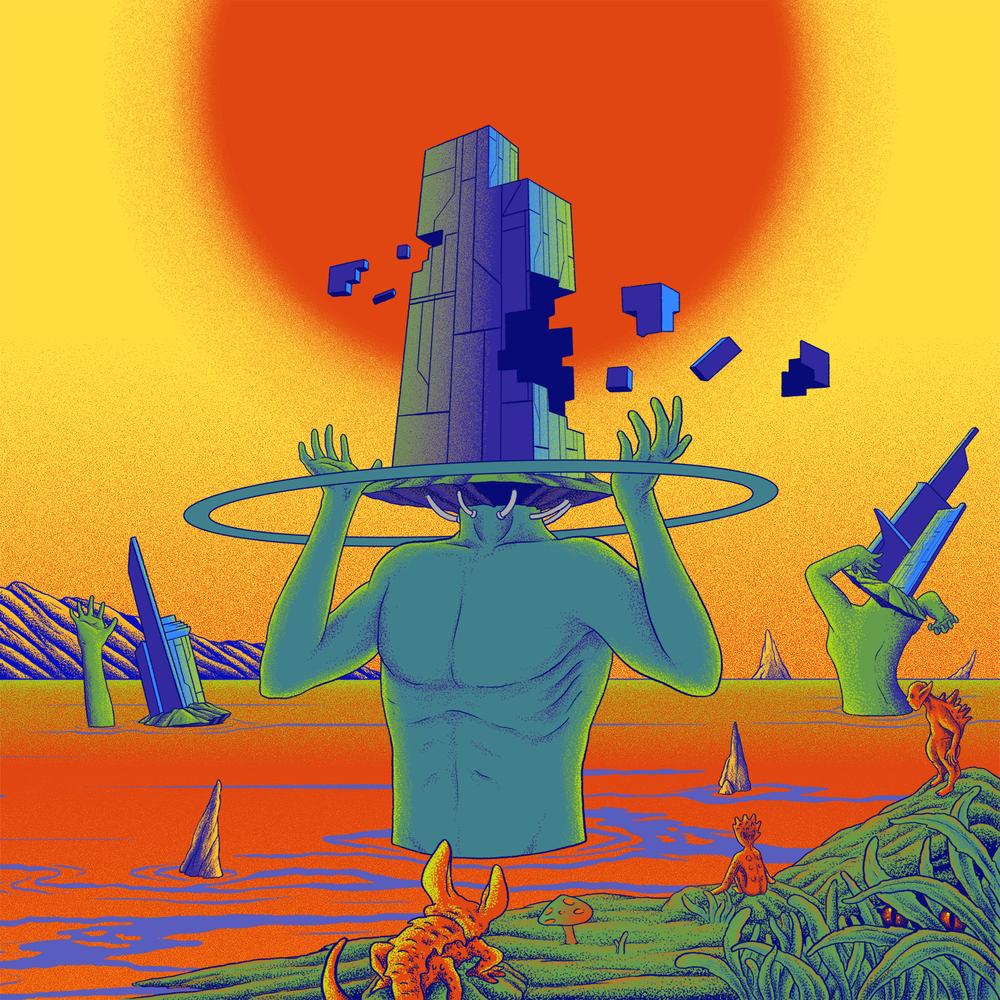 Skyscraper Towards The Sun - Deluxe Edition | Melt Records