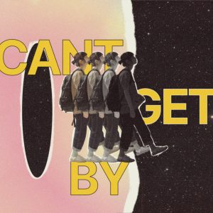 UJU - Can't Get By | Melt Records