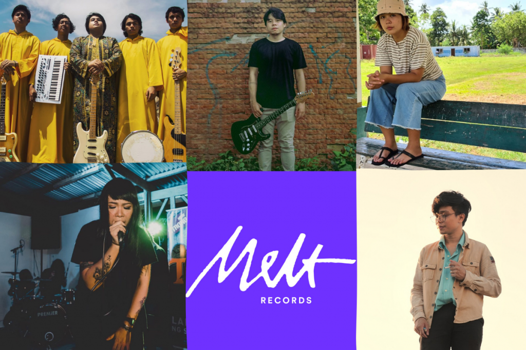 Brand new music from Obsolete., Golden Mammoth, Lynel, Chelsea Dawn, and Such are coming your way for the rest of this year!   Melt Records