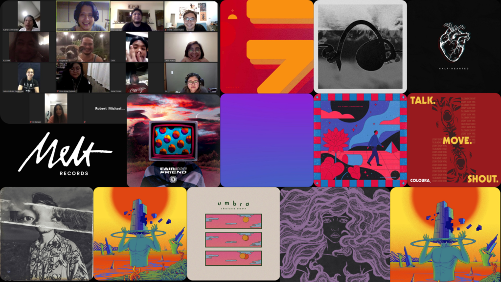 2020 Year In Review   Melt Records