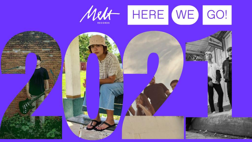 2021 Here We Go   Melt Records