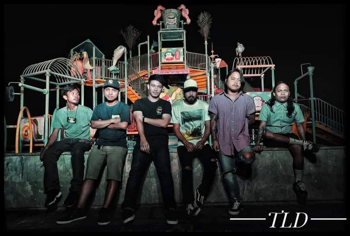 The Line Divides | Melt Records