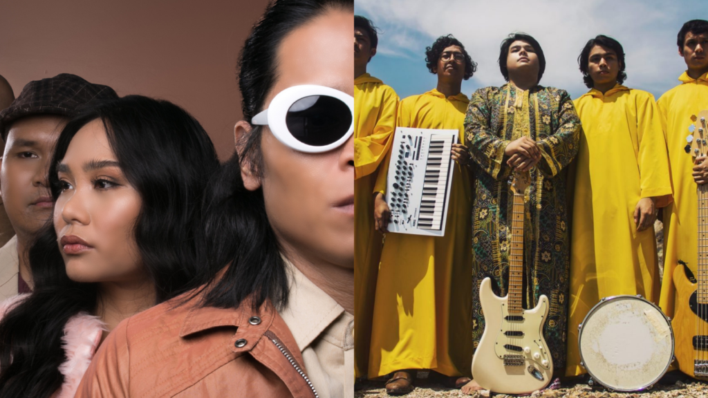 KRNA and Golden Mammoth are performing this weekend at the Music Lane Okinawa Festival. | Melt Records