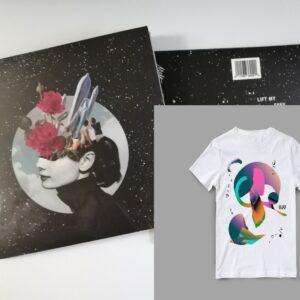 "UJU ""Dream Of Better Days"" CD + Inodoro Tee Bundle | Melt Records"