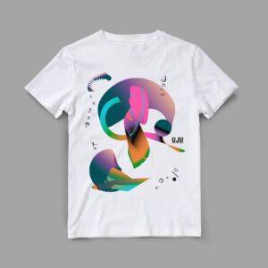 UJU x Inodoro™ Dream Of Better Days Printed Tee | Melt Records