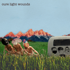 Francis Cang - Cure Light Wounds | Melt Records