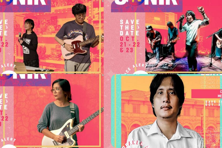 Melt Records representing at Sonik Philippines 2021   Melt Records